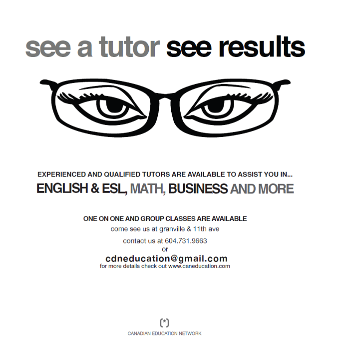 See a Tutor See Results - Poster Advertisement by Pathos | Pathos IT