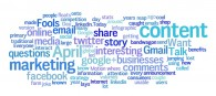 content strategy wordcloud