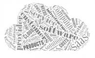 SaaS-wordcloud