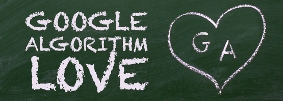 google algorithm love